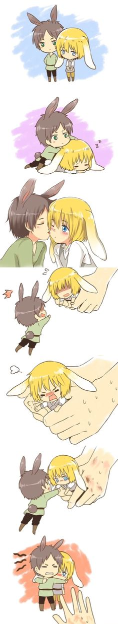 I am dying because of a joke to do with a post that relates to this XD. Eremin