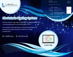 The Lirax Blockchain Platform is specialized in Certification and Traceability. Traditional Market, Free Gas, Sign Image, Blockchain Technology, Supply Chain, Together We Can, Goods And Services, Verify