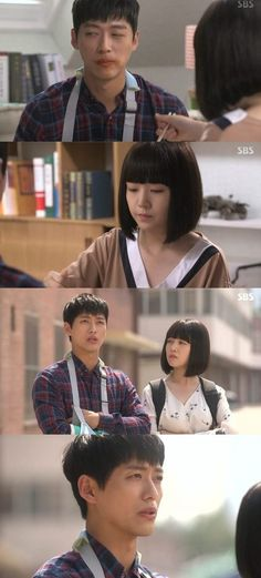 Added episodes 5 and 6 captures for the Korean drama 'Beautiful Gong Shim'.
