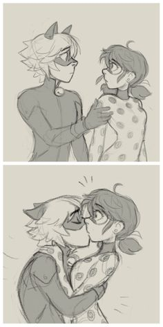 Find images and videos about ladybug, miraculous ladybug and Chat Noir on We Heart It - the app to get lost in what you love. Meraculous Ladybug, Ladybug Comics, Lady Bug, Ladybug Und Cat Noir, Marinette Ladybug, Catty Noir, Miraculous Ladybug Fan Art, Marinette And Adrien, Arte Disney
