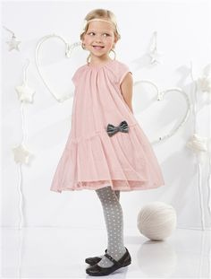 Vestido para menina.