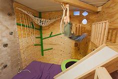 Ultimate Enclosed Indoor Jungle Gym $3300 - Rock Climbing Wall,... https://www.amazon.com/dp/B01M1GZ6OB/ref=cm_sw_r_pi_dp_x_Hqcgyb7T3YGXC