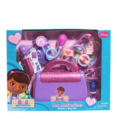 Another great find on #zulily! Disney Doc McStuffins Doctors Bag by Doc McStuffins #zulilyfinds