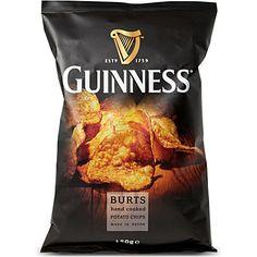 Image Detail for - Guinness crisps 150g - GUINNESS - NEW IN - Food & Wine | selfridges ...