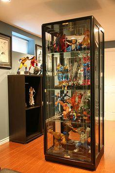 Statue cabinet