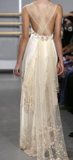 Lovely lace train!!