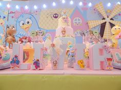 Ideas Para Fiestas, Candy Colors, 2nd Birthday, Maya, Cake Decorating, Party, Girl 1st Birthdays, Party Printables, Table Settings