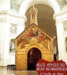 Especial Nossa Senhora dos Anjos da Porciúncula: o perdão de Assis Apresentação - Jubileu do Perdão de Assis