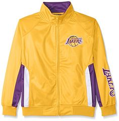 Los Angeles Lakers Track Jackets