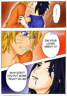 Sasuke X Naruto, Bite