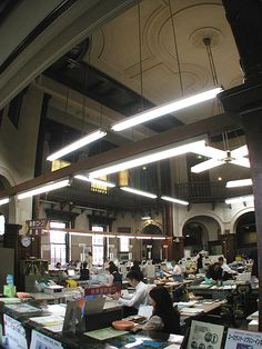 岩手銀行中ノ橋支店(岩手) : 洋館探訪ブログ