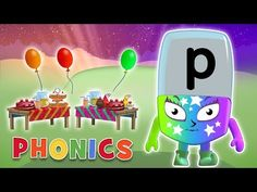 Phonics - ABC Adventures | Learn to Read with the Alphablocks - YouTube Phonics Sounds, Phonics Activities, Block Party, Learn To Read, The Creator, Learning, Videos, Youtube, Studying