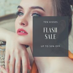 Flash sale - save 50% on selected items