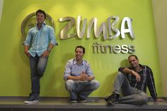 Zumba fitness has such an inspiring story. It's great to represent a brand with real character behind it.