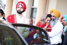 Sacramento Punjabi Sikh Wedding by Adit Studio | MaharaniWeddings.com