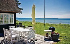 Ferienhaus Dänemark direkt am Meer
