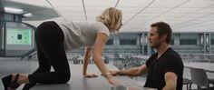 Passengers -- Movie Review -- Chris Pratt -- Jennifer Lawrence -- Blog