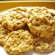 made these tonight, left out the nuts, added a cup of coconut for moisture, and added a tablespoon of cinnamon, guys are calling it their favorite cookie