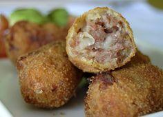 Asopaipas. Recetas de Cocina Casera.: Croquetas de Jamón y Queso