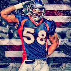 Miller version of the Mile High Salute! Denver Broncos Baby, Go Broncos, Broncos Fans, Db Football, Football Season, Football Helmets, Super Bowl, Nfl, Bronco Sports