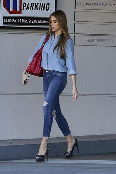 El estilo de Sofía Vergara ¿Cómo viste? Las claves #ideas #tips #sofia #vergara #actriz #colombia #celebrity #celebrities #famosa #moda #ropa #estilo #style #streetstyle #alfombra #roja