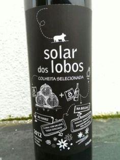 2013 Solar dos Lobos Alentejo Colheita Selecionada