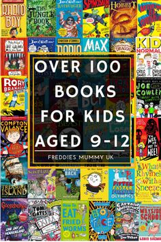Childrens books 9 11 year olds
