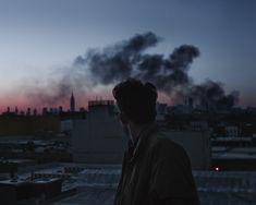 Fire in Greenpoint, Brooklyn