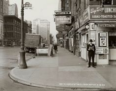 Amazing Black And White Photos Of Vintage New York (10 Pictures)
