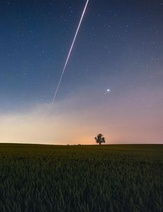 The unforgettable moment when i was photobombed by one of the very rare earth grasing fireball meteors Dattenberg (Germany) [OC] - felizuko - Amazing Photography, Nature Photography, Travel Photography, Secret World Of Arrietty, Beautiful Disaster, Landscape Photographers, Ciel, Pretty Pictures, Dream Big