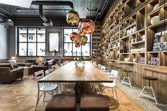 pano BROT & KAFFEE by DITTEL | ARCHITEKTEN, Stuttgart – Germany