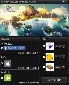 Boom Beach Hack Cheats Android iOS