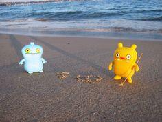 Babo & Jeero on honeymoon
