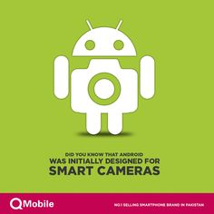 Do you know any other cool Android facts? #QMobile