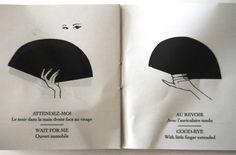 Dior Passion: Jolie chose - Éventail Christian Dior