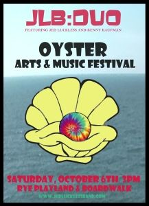 Oyster Arts & Music Festival 10.6.12