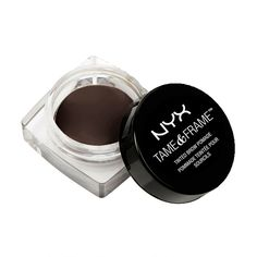 Give extra life to your brows with NYX's easy-to-use brow pomade that glides onto skin and hair. NYX's smudge-proof waterproof formula comes in…