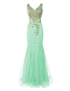 Dresstells® Long Lace Mermaid Prom Dress with Appliqu... https://www.amazon.co.uk/dp/B00XBHMDRC/ref=cm_sw_r_pi_dp_BehFxbXR84J1P