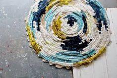 naturally dyed yarn carpet