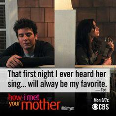 How your mother met me #himym