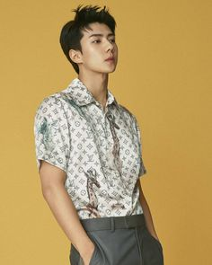 ImageFind images and videos about kpop, exo and sehun on We Heart It - the app to get lost in what you love. Kim Jong Dae, Kim Min Seok, Chanbaek, Chansoo, Exo Ot9, Kpop Exo, Rapper, Chanyeol Baekhyun, Sehun Hot