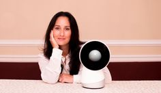 The first family robot!  Read the article: http://www.wired.com/2014/07/jibo-family-robot/  or simply click the video to see Jibo in action.