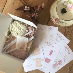 How to survive running your first craft workshop Mollie Makes, Antique Lace, Craft Business, Goodie Bags, Watercolor Illustration, Hand Knitting, Workshop, Survival, Don't Panic