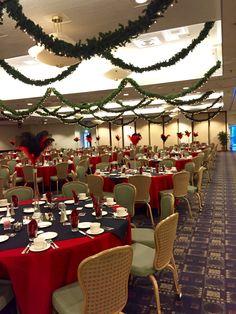 Casino Night/James Bond Theme Holiday Party 2015