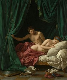 Venus and Mars: An Allegory of Peace
