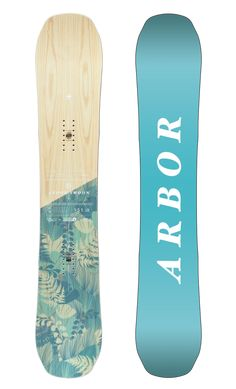 For the discerning all-mountain lady shredder, the Arbor Swoon Camber Snowboard provides the responsiveness and stability you need to handle the hardpack and float in the soft stuff. The Camber System