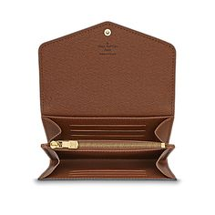 Sarah Compact Wallet Monogram Canvas - Small Leather Goods | LOUIS VUITTON