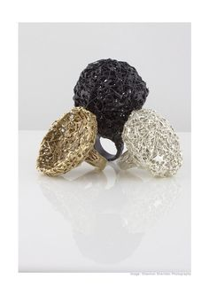 Rings by Carina de Jager