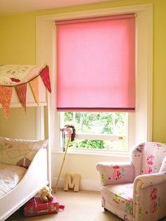 Colourful Childrens Blinds