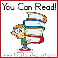 You Can Read 10 Lessons. Kindergarten/Late Preschool.
